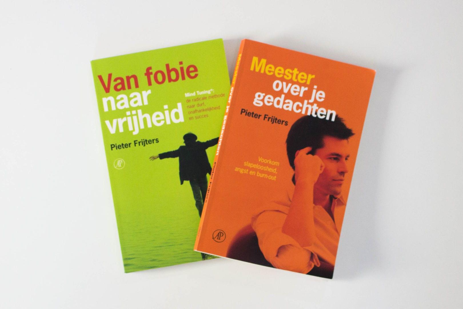 Boeken Pieter Frijters
